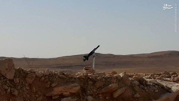 عکس/داعش موشک