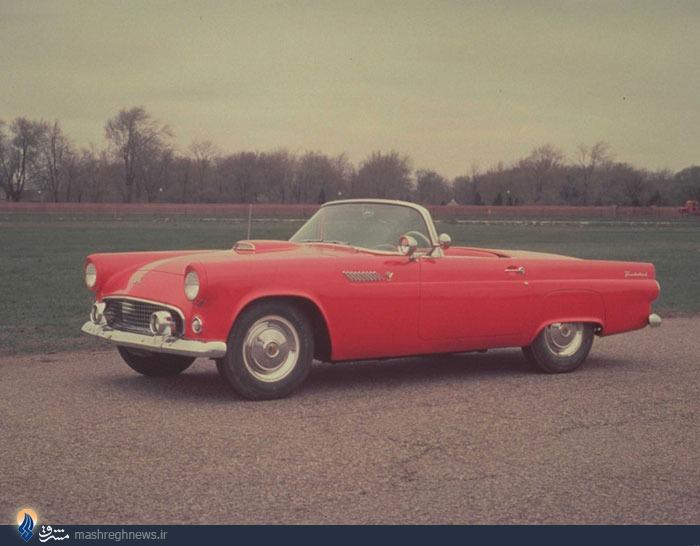 تصاویر/ اولین اتومبیل های کمپانی های خودروسازی