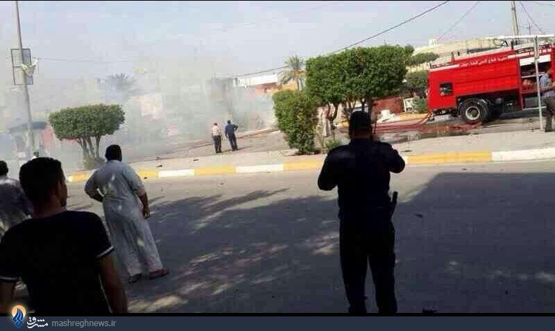 دو انفجار کربلا را لرزاند+تصاویر