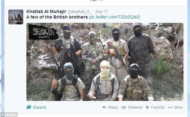 عکسی که موجب تمسخر داعش شد