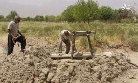 کمآبی و خشکسالی؛ خطری بزرگتر سلاح هستهای +تصاویر