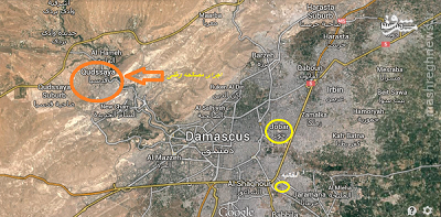 آخرین تحولات سوریه؛