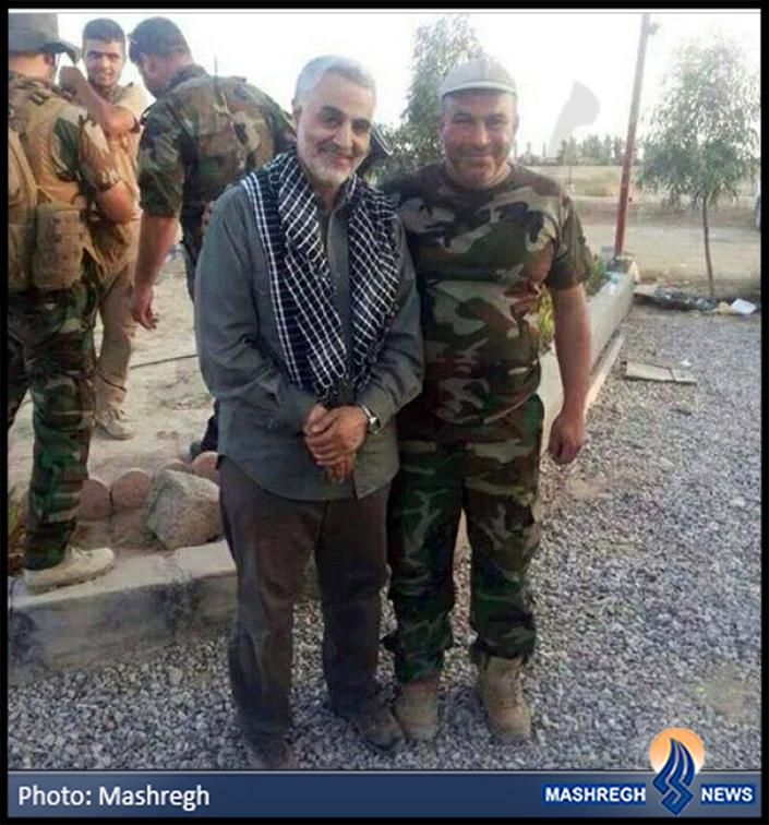 نیروی قدس سپاه، بازوی دیپلماسی عمومی ایران + تصاویر // در حال ویرایش