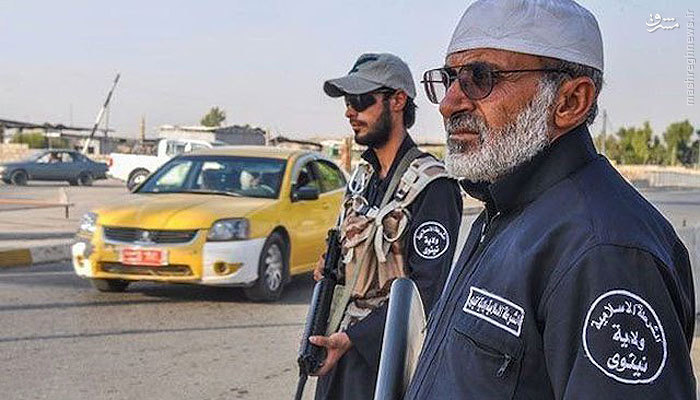 عکس/آخرین ابتکار داعش