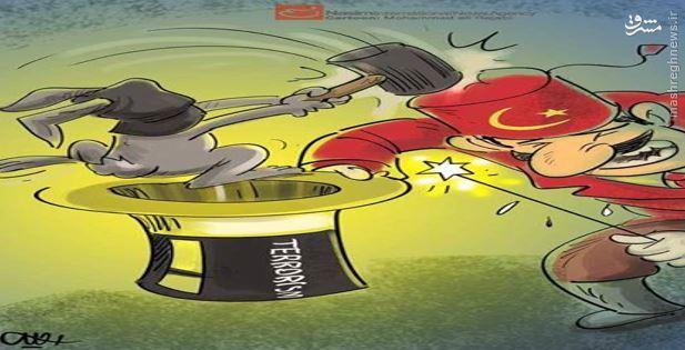 5 مانع ترکیه برای ایجاد منطقه حائل درداخل خاک سوریه/ در حال ویرایش