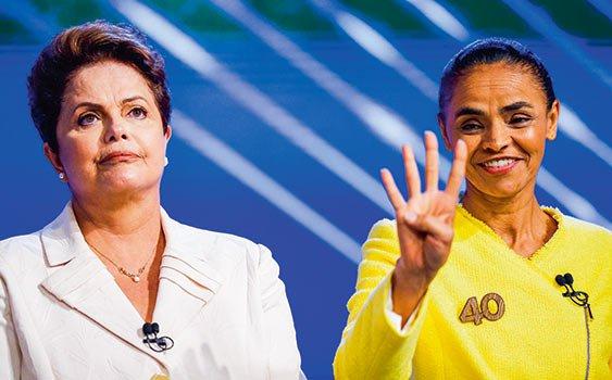 رقابت این دو زن برزیلی ادامهدار شد +عکس