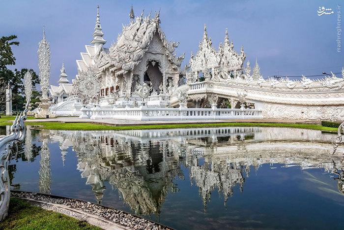 قصر سفید تایلند