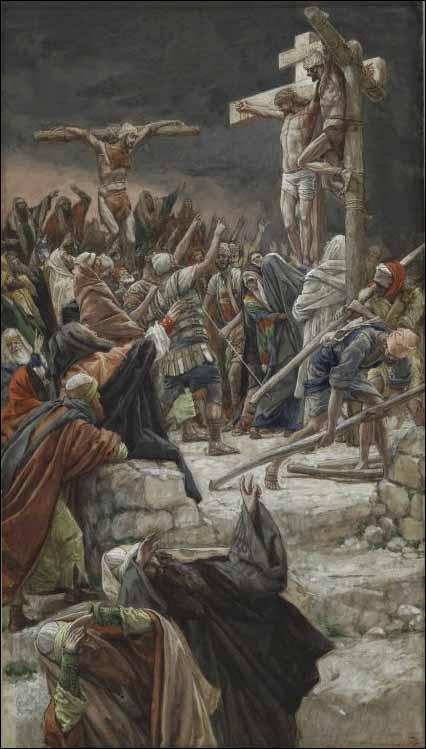 عیسی(ع): اگر توبه نکنید به زودی از فلسطین اخراج میشوید