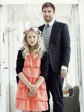 جنجال عروس 12 ساله نروژی+عکس