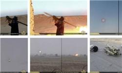 دست یابی داعش به موشکهای چینی+عکس