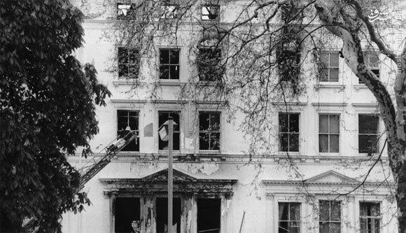 گروگانگیری در سفارت ایران در لندن