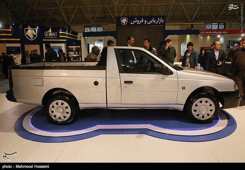 عکس/ پژو وانت ایران خودرو