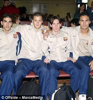فوتبالیست های معروف جهان در دوران نوجوانی
