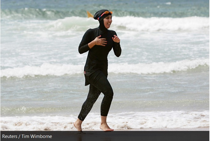 اعتراض برخی سیاسیون ایتالیا به استخرهای ویژه زنان مسلمان