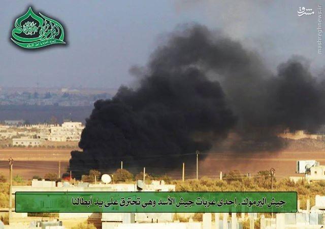 تازه ترین تحولات سوریه؛