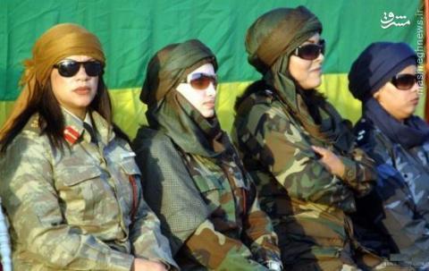 اداره 40 درصد سایتهای گروههای ترورریستی، توسط دختران 18ساله/ مادرانی که تروریستپرور میشوند