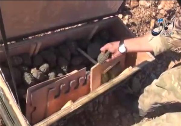 محموله تسلیحاتی آمریکا در دست داعش+تصاویر