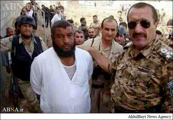 ذبح کننده شیعیان دستگیر شد+عکس