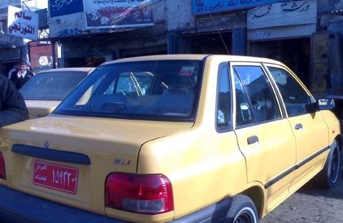 خودروهای ایرانی به چه قیمتی به خارج صادر میشوند+جدول