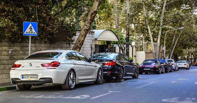 عکس/گران قیمتترین خیابان در تهران