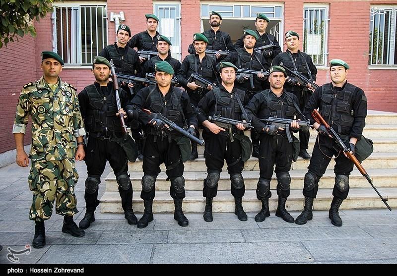 مدل پیراهن لب دریا تصاویری از کلاه سبزها، زبده ترین کماندو های ارتش ایران