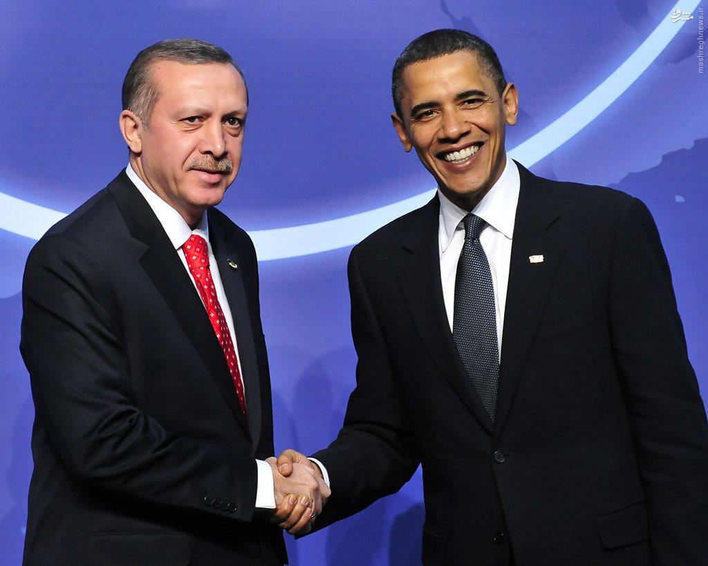 اردوغان در ازای پیوستن به ائتلاف آمریکایی چه خواست؟