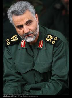 سرلشکر سلیمانی:ایران هزاران سازمان مانند حزب الله دارد