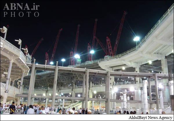افتتاح بخش جدیدی از مسجد الحرام+عکس