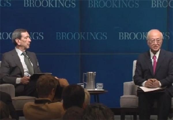 آمانو: نگفتهایم ایران سلاح هستهای دارد/تهران باید پروتکل الحاقی را اجرایی کند/پروتکل الحاقی امکان دسترسی به سایتهای نظامی را میدهد