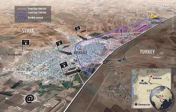 چیدمان تیمهای تبلیغاتی داعش در توئیتر + تصاویر //  در حال ویرایش