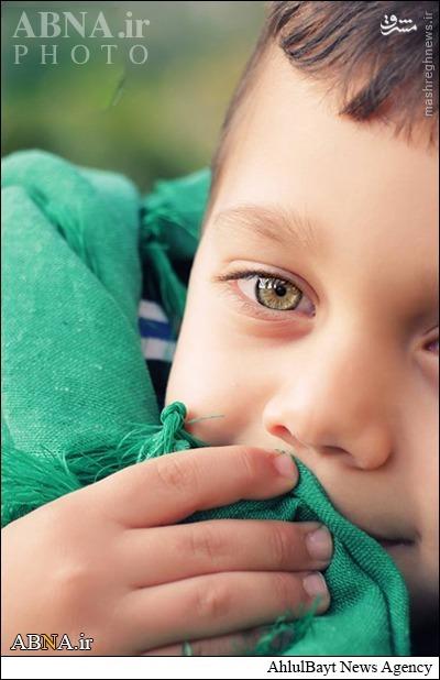 عکس+کودکان+عاشورایی