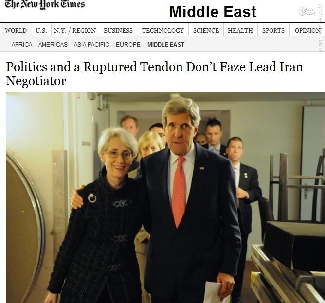 مذاکرات هستهای چه بر سر شرمن آورده است؟