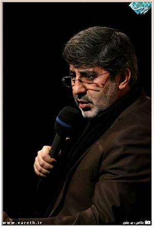 نظر محمدرضا طاهری درباره برهنه شدن در هیئت