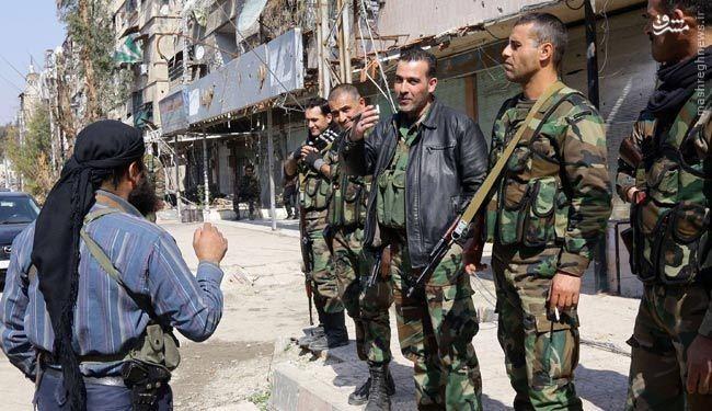 گلوله باران کودکان مدرسه ابتدایی در حمص/ اهمیت استراتژیک مناطق بازپس گرفته شده توسط ارتش/ اتحاد تروریستها برای نابودی شیعیان شهرهای نبل و الزهراء +نقشه، فیلم و عکس