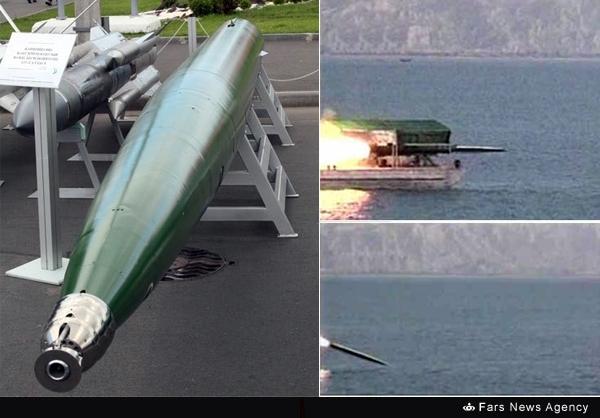 شناورهای موشکی سپاه در «چند صدمتری» آمریکاییها/ آمریکا را تا خلیج مکزیک دنبال میکنیم