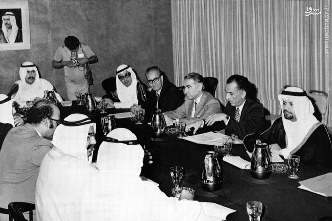رژیم پهلوی، غرب و افزایش قیمت نفت