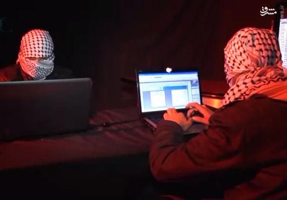 در قلب محاصره: نیروهای هکر مقاومت