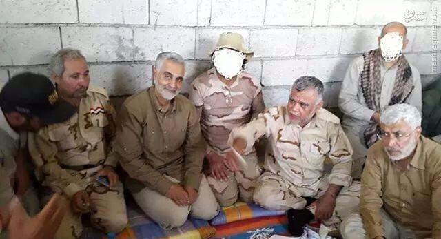 همرزم سردار سلیمانی در عراق را بهتر بشناسید