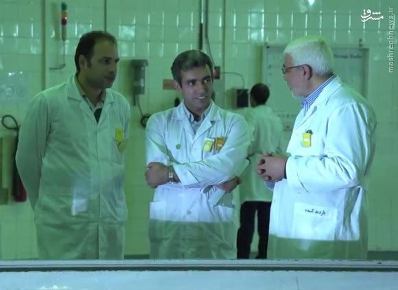 خرابکاریهای غرب در برنامه هستهای ایران
