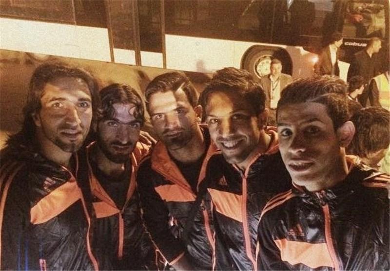 عکس تیم ملی عراق