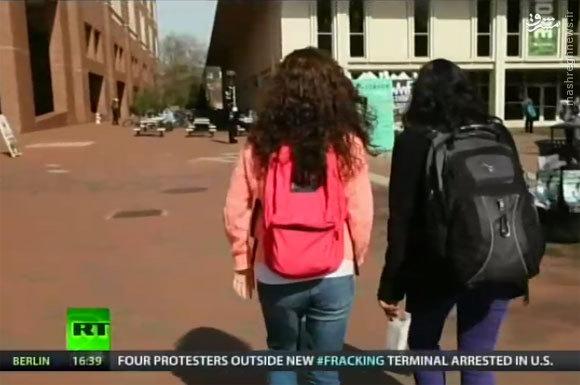 تجاوز در دانشگاههای آمریکا