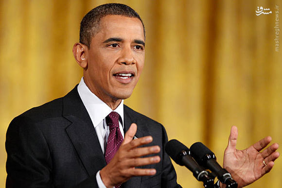 کنفرانس مطبوعاتی اوباما درباره ایران