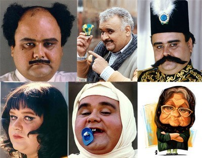 ۱۱ گریم سنگین و عجیب سینمای ایران