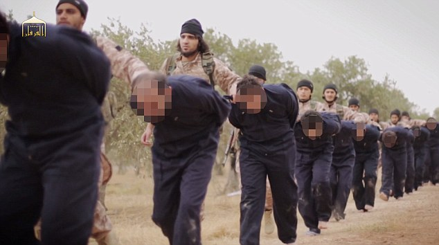 هویت 2 جلاد داعش فاش شد+تصاویر