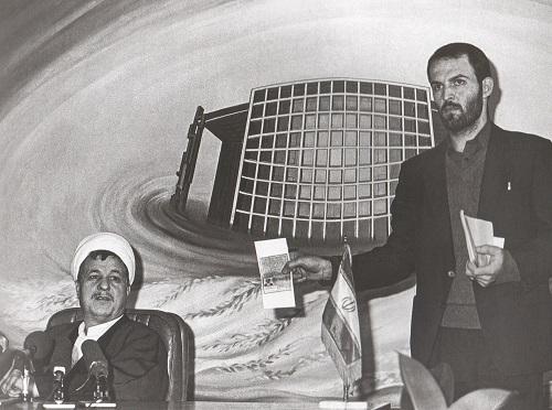 چهارشنبه سوری در دفتر هاشمی رفسنجانی