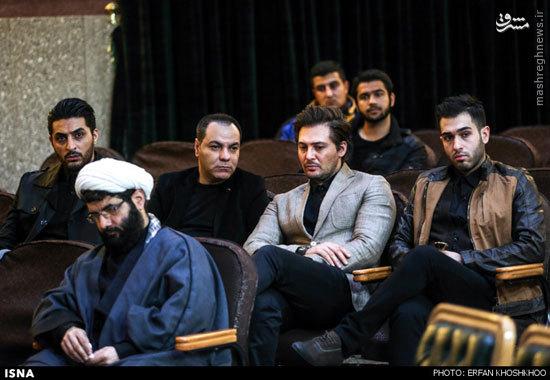795421 240 تصاویر: چهره های مشهور در مراسم ترحیم مرتضی پاشایی
