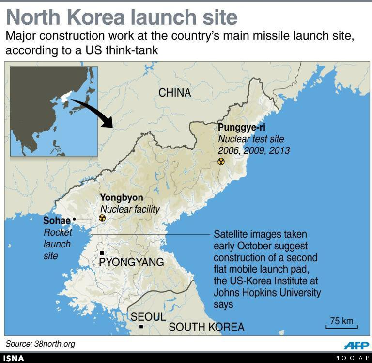 تصاویر نگران کننده از کره شمالی
