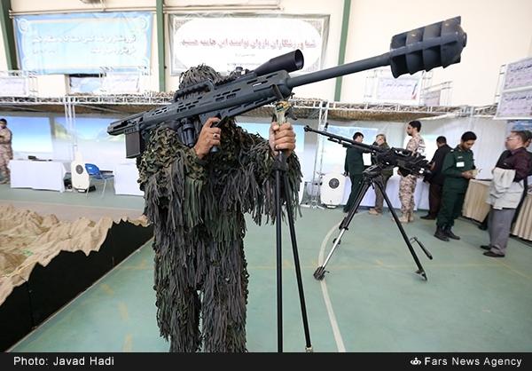 سپاه با آرش به جنگ بالگردها می رود+عکس
