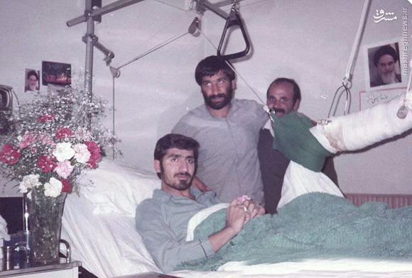 مجروحیت مجری معروف سیما +عکس