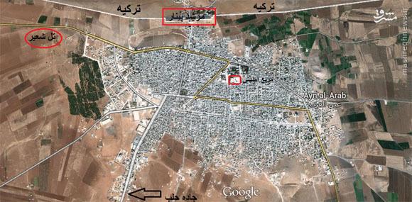 تازهترین تحولات سوریه